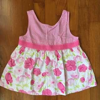 Gymboree Pink Girl's top