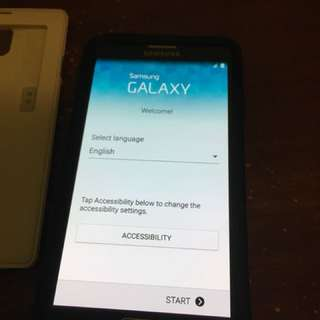 Samsung Note 3 32gb black