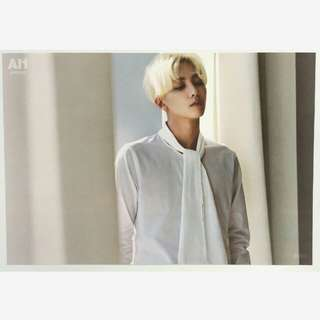 [PRICE REDUCED!!] Jeonghan Official Al1 Poster