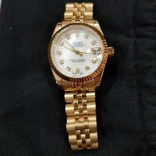 Replica Rolex Gold Watch (Automatic)