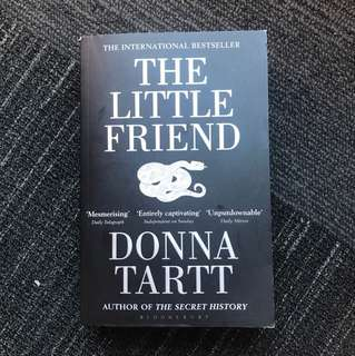 The Little Friend bu Donna Tartt