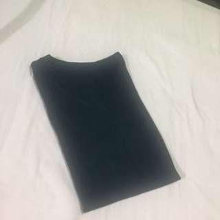 H&M Navy Blue T-Shirt