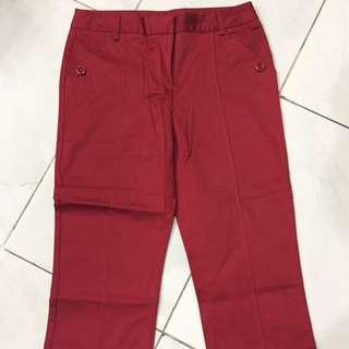 Papaya Matalan 3/4 Pants