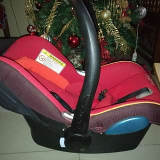Baby Ace Car Seat for infants to toddler
