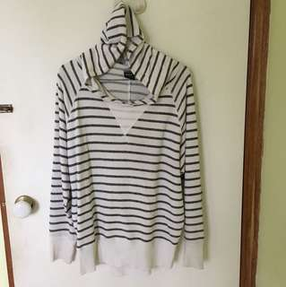 Striped Bonds Jumper