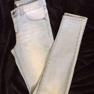 Billabong Acid Wash Jeans