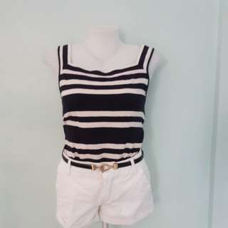 Max Mara sleeveless top(knitted)