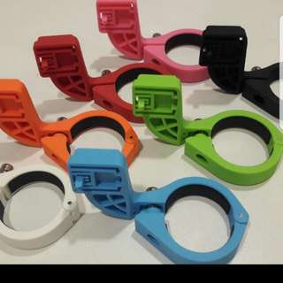 cateye mount . various colors.  Ready stock