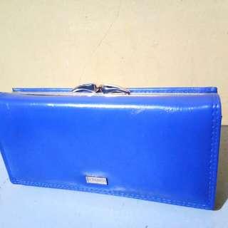 Ladies wallet(Blue)