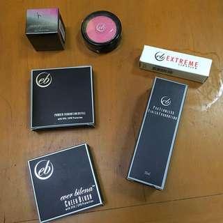 EVER BILENA Makeup bundle (all Brand New!)