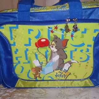 Tom & Gerry School Bag