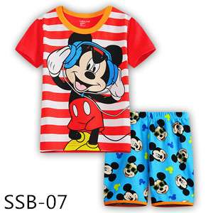 Mickey Mouse T-shirt Set