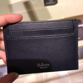 ORI MULBERRY CARD HOLDER