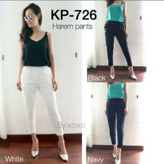 Hareem Pants (White)
