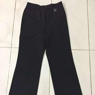 Cop Copine Striped Pants