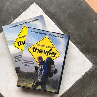 The Way - film FREE SHIPPING