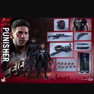 Hot toys Punisher New