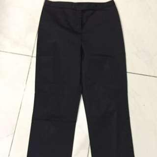 Ann Taylor Stretch Pants Black