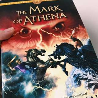 *REPRICED* Mark of Athena