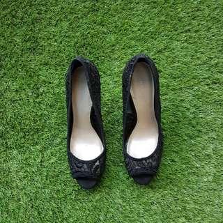 Nine West Lace Heels