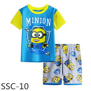 Minions Boy T-shirt set