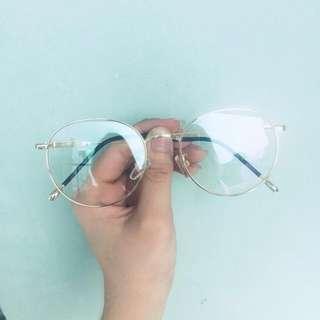 Round Frame Prescription Eyeglasses