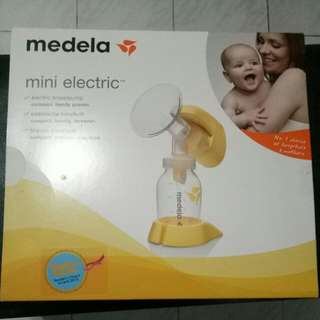 Medela mini electric. Electric breastpump. Pompa asi elektrik