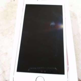 Iphone7 32梅瑰金
