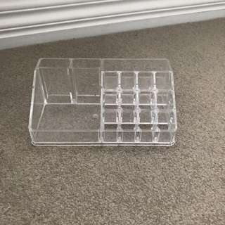 MAKEUP CONTAINER