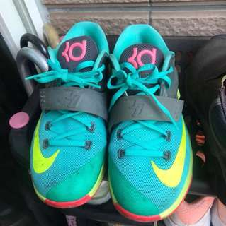 Nike kd7 24.5