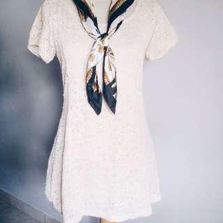 Cornflake (Korean Brand) - Lace Dress