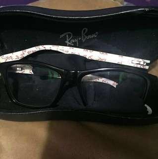 Rayban specs