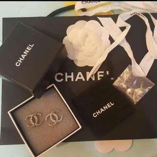 Chanel 杜拜款 耳環