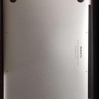 Apple MacBook Pro 13inch Early2015