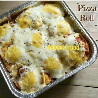 PIZZA ROLL SAUS BOLOGNESE