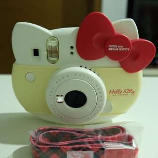Fujifilm Hello Kitty Instax (No Film Included)