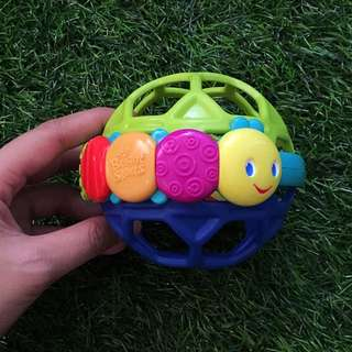 Bright star flexi ball