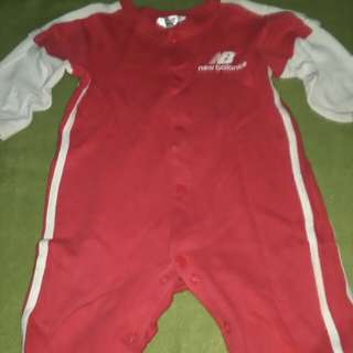 New Balance fits to 24mos