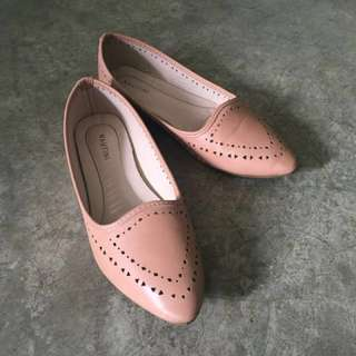 Nautini Flat Shoes