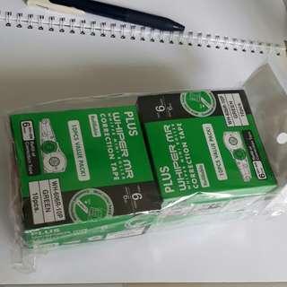 BNIP Plus correction tape refill