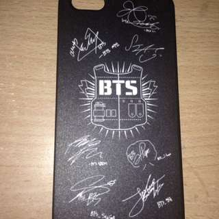 BTS IPhone 5 case