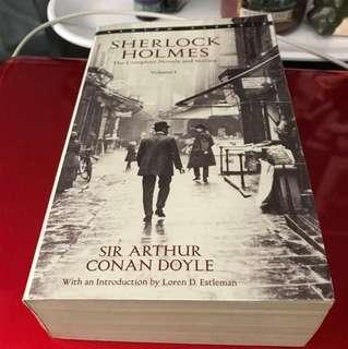 Sherlock Holmes Volume 1 - Sir Arthur Conan Doyle