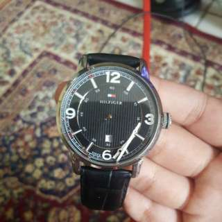 For sale jam tangan tommy hilfiger original