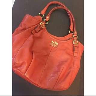 Coach Genuine Leather Bag