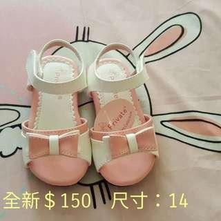 🚚 全新~女童涼鞋