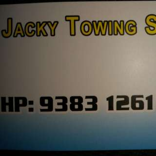 Jacky Motorcycle Towing Services