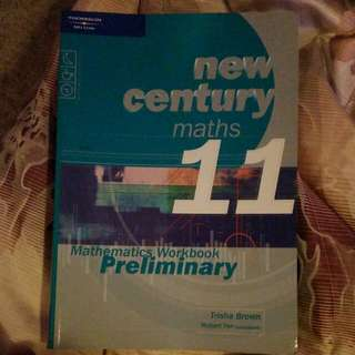 Preliminary Maths Workbook