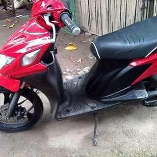 Suzuki nex 110