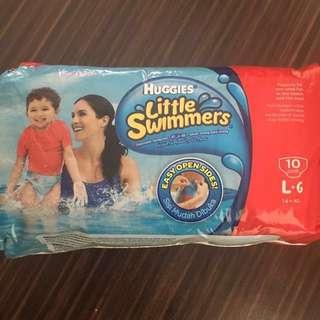 Pampers berenang