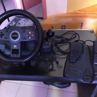 Driving wheel for Xbox 360/ Xbox 1